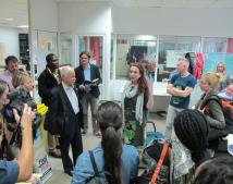 Meeting with ERT Journalists